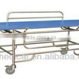 AJ-B037A Medical Nursing Equipment High-quality Latest Design User-friendly Control Stainless Steel Stretcher Cart