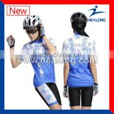 Custom Design Polyester Bicycle Clothing