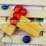 Personalized creative matches key chain mobile phone chain for souvenir gifts promotional gifts