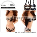 2014 Manufacturer Unique Design Fashionable & Sexy girls underwear sexy bra panty set