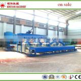 CE approved popular type 15kw 200kg per hour rice hull briquette shaping machine for sell