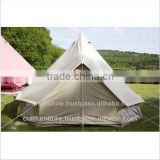 Best Quality Boutique Camping Cotton Canvas Outdoor Bell Tent