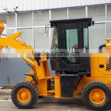 1.5ton mini wheel loader with 0.7CBM bucket/compact wheel loader zl15F/earth moving equipment/articulated loaders ZL15 ZL16 ZL18