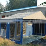 off road hard floor camper trailer tent factory