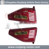 China factory motorcycle spare parts side cover used for HONDA CDI CG125