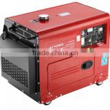 fast delivery time small portable diesel generator 5hp 3kw