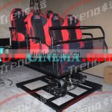 6 dof electric motion platform 5d cinema equipment                                                                         Quality Choice