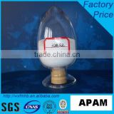 china supplier high molecular cationic polyacrylamide in petroleum additives
