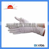 Medical Equipment Medical Nitrile Disposable Nitrile Surgical White Gloves with Cheap Price