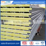Fiber Glass Wool Sandwich Panel Insulated Metal faced for roof board                                                                         Quality Choice