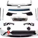auto spare parts & car body parts& car accessories body kit for toyota land cruiser prado fj200 lc200 2014 2015