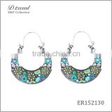 Hot New Designs Ladies/Women's Vintage Jewellery Earrings Bohemian Style Beaded Gold/Silver Plating Drop Earrings