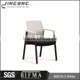 Designer Plastic Chair, Online Plastic Chair With Metal Powder Coating Legs