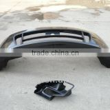 For 350Z Nismo Version 2 Style carbon fiber Front Bumper