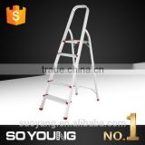 Expert 5 Step Aluminium Ladder To En131 Household plastic step ladder Max loading 150KGS