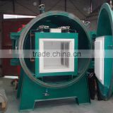 China made vacuum brazing furnace with electric resistance heating electric resistance vacuum furnace