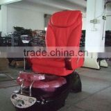 Facial and pedicure chair with electric manipulator LNMC-608
