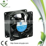 2015 new design elevator exhaust ac fan/popular 80mm solar dc fan/Good air cooler fan 110/120v