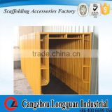 painted H type Frame Scaffolding frame for construction