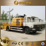 HOT Sale! 60m3/h Diesel Engine Trailer Concrete Pump for sale with CE Certificated HBDS60x16