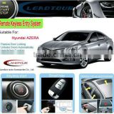 car alarm system auto security system car alarm system for Hyundai Azera one way car alarm