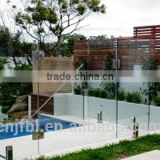 Fence glass, clear laminated glass suit for balcony glass, handrailing glass, partition glass