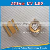 3W 365 nm uv laser diode for fluorescent flashlight