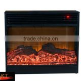 Home Insert Electric Fireplace 1500W Built-in Electric Fireplace