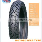 Top Quality tubeless motorcycle tyre 275-17 275-18 300-17 300-18 90/90-17 90/90-18 110/90-17 FOR COLOMBIA