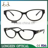 cat eye old fashion ce reading glasses