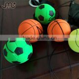 Fitness wrist band elastic string dog tennis ball