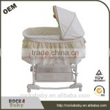 New luxury design travel system bassinet for 0-6month baby