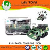 Hot-selling friction plastic tank toys for sale
