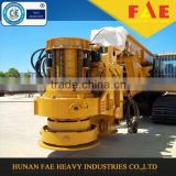TOP spiral machine, Bored piles in CFA rotary drilling rig with All hydraulic power head