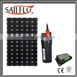12v max head 70 meters solar powered irrigation water pump / dc solar submersible pump price