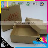 wholesale supplies kraft handmade decorative soap boxes
