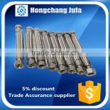 foshan stainless steel pipe fitting high pressure 3 inch hose resistance tube