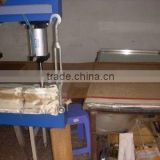 ptf teflon screen printing dryer conveyor belt, open mesh belt conveyor, manufacturer from Taixing