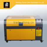 CO2 crystal jewelry cnc laser engraving machine for cutting and engraving wood pvc crafts