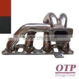 Performance T25/T28 Exhaust turbo Manifold For 240SX SR20DET 95-98