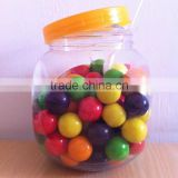 Xylitol Ball Bubble Gum in Jar
