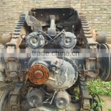 Used 2629 truck bogie for mercedes benz form Germany