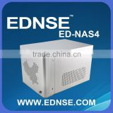 ED-NAS4-D 4 Bay Hot Swap Nas Chassis for Business Network Storage