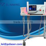 (Hot in USA ) 2016 latest technology dual wave 650nm+808nm lipo laser quickly weight loss tips perfect slimming machine