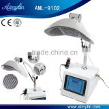 7 color light PDT/LED therapy for wrinkle removal/acne treatment