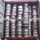 High Quality Aluminium Scrap Alloy Wheels / Used aluminum alloy wheels scrap