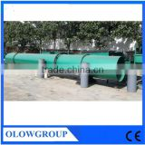 coco peat rotary dryer, coconut fiber drying machine for sale