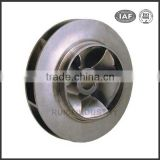 high efficiency marine engine stainless steel oil pump impeller
