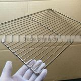 Stainless steel screen mesh food grade/ homemade bbq grill/stainless steel korean bbq grill