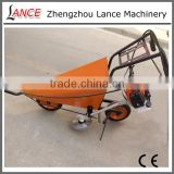 Hot sale mini rice, corn, soybean, chili, straw harvester, rice reaper binder machine